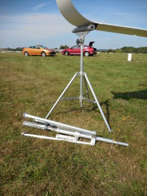 Wing Stand for glider rigging
